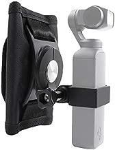O'woda OSMO Pocket Backpack Mount Nylon Backpack Strap Expansion Holder Kit with Alunimun Adapter for DJI Osmo Pocket/Action