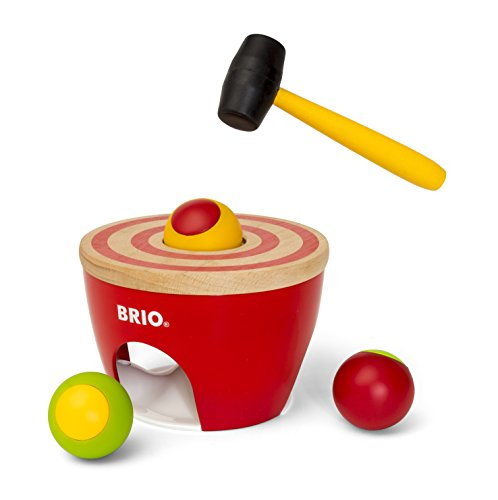 BRIO 30519 - Kugel-Hammerspiel