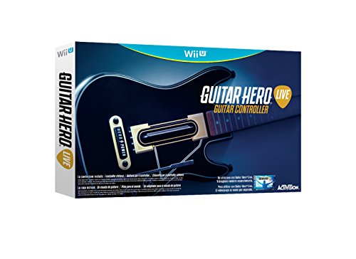 Activision - Guitarra Guitar Hero Live (Nintendo Wii U)