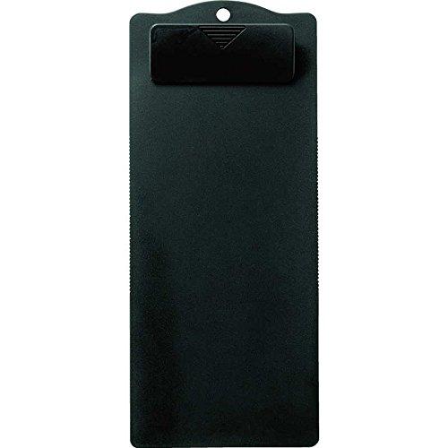 成型 バインダー (中) 【BH-72】黒 [えいむ 伝票ホルダー 伝票ばさみ お会計クリップ]