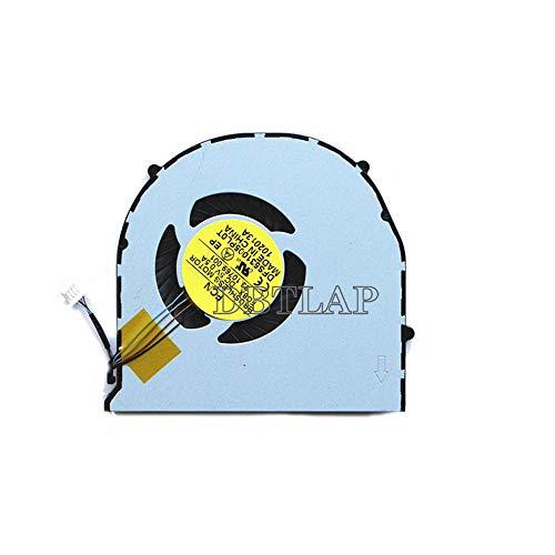 DBTLAP Nuevo Ventilador para Acer Aspire E1-422 E1-422G E1-522 MS2372 E1-470 E1-430...