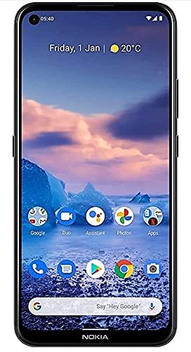(Renewed) Nokia 5.4 (Polar Night Blue 6GB RAM 64GB)