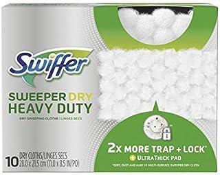 Sweeper Dry Pad Hd 10pk