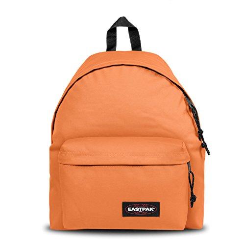 Eastpak Padded Pak'R, Zaino Casual Unisex – Adulto, Arancione (Sunrise Orange), 24 liters, Taglia Unica (30 x 18 X 40 cm)