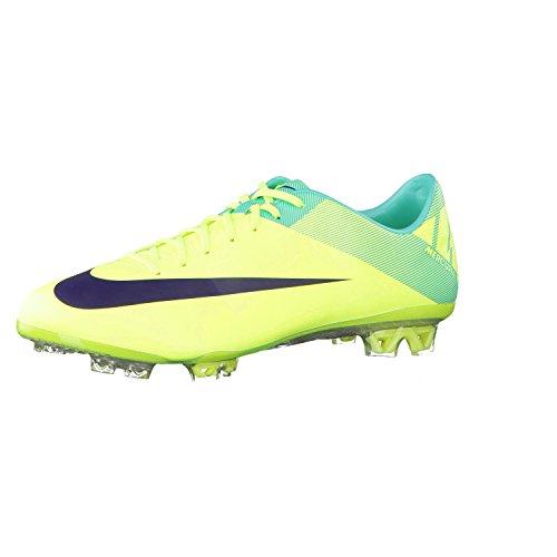 Nike Botas de fútbol Mercurial Vapor VII FG 441976 754 Amarillo Size: 44 EU