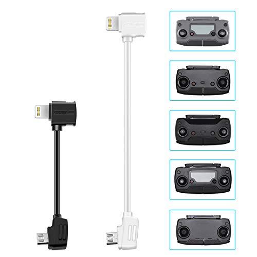 STARTRC Micro USB bis OTG USB Kabel für DJI Mavic Mini/Mavic 2 Pro Zoom/Mavic Pro Platinum/Mavic Air/Spark Remote Controller für Handy und Tablets(3.9- und 11.8-Zoll)