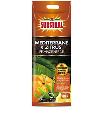 SUBSTRAL® Mediterrane- & Zitruserde, 20 Liter