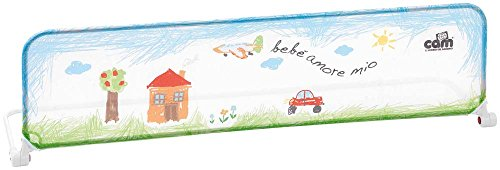 CAM Der Welt des Kinder V493/222 Barriera bed Dolcannna Pop, groen