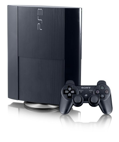 Sony Computer Entertainment Playstation 3 12GB System (Renewed)