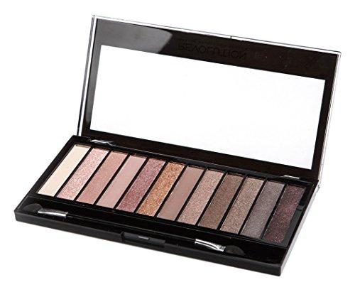 Makeup Revolution Paleta de sombras de ojos Redemption Iconic 3