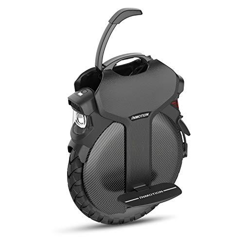 InMotion V11 Gyroroue électrique Adulte Unisexe, Noire, Uniq