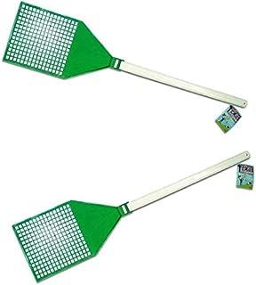 Set of Two Jumbo Texas Fly Swatters