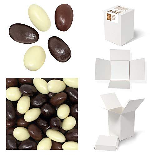 puissant Bulk Gourmet Emporium – Une sélection d'amandes grillées à base de chocolat belge, sans plastique…