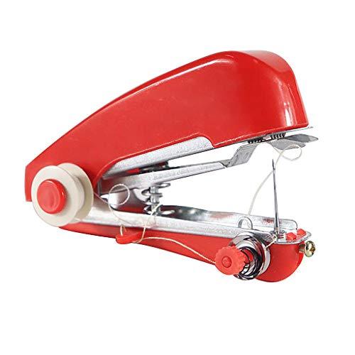 TwoCC-Mini máquina de coser manual Pequeña máquina de coser manual