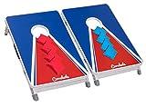 Cornhole – Sackloch Spiel mit 2 Boards und 8 Bean Bags*
