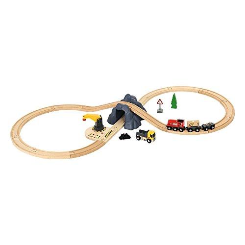 BRIO Bahn Acht Verladeset