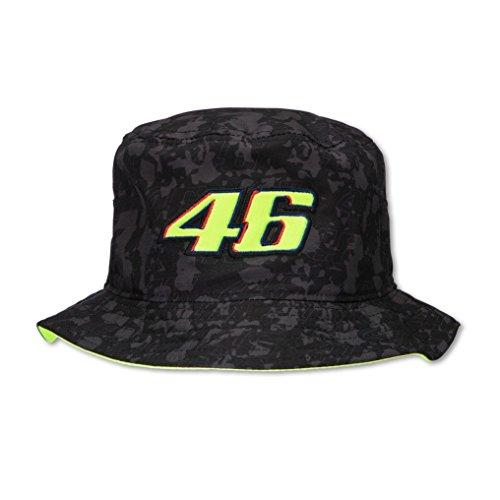 VR46 Chapeau de pêcheur « 46 » Officiel nbsp;Valentino Rossi