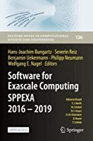 Software for Exascale Computing - Sppexa 2016-2019 (Lecture Notes in Computational Science and Engineering)