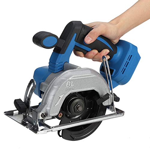 Sierra circular eléctrica para batería Makita 18V, 1380W 125mm Wireless Electric Saw...