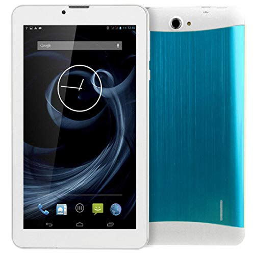 Tablet PC de 7 pulgadas, 1 GB+16 GB, llamada telefónica 3G, Android 4.4.2, MTK6582 Quad Core hasta 1.3 GHz, Dual SIM, WiFi, OTG, Bluetooth