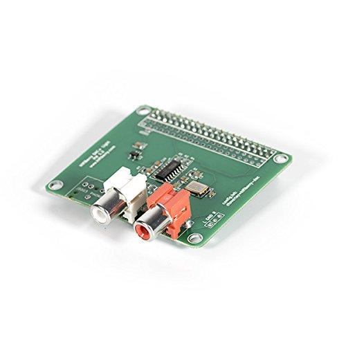 HiFiBerry DAC+ Zero - Soundkarte für Raspberry Pi Zero mit Cinch Anschlüssen