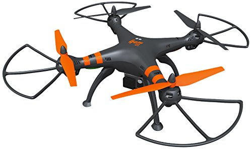 TwoDots Technology - TDFT0022 - GO!!! 2.0 GPS + Camera Drone - telecamera...