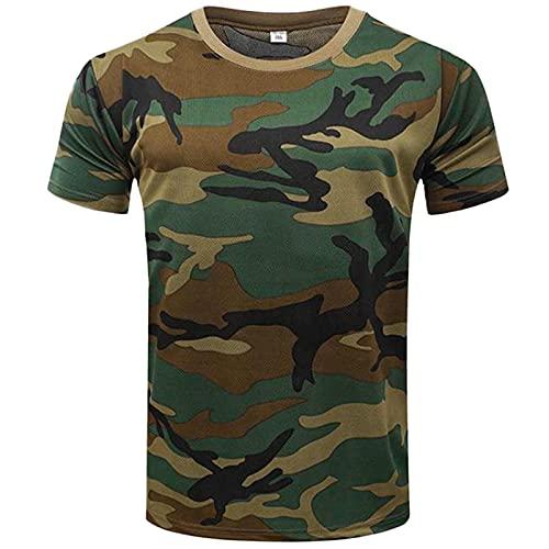 Herren T-Shirt Basic V-Ausschnitt Einfarbig Slim Fit in Weiß Schwarz