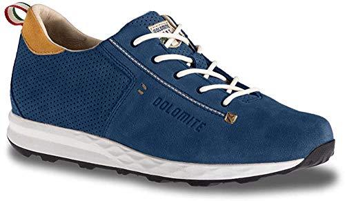 Dolomite Unisex-Erwachsene Zapato Cinquantaquattro Move Sneaker, Blue, 44 EU