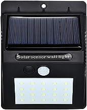 Treasures Solar Motion Sensor Wall Light