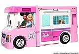 Barbie GHL93 - 3-in-1 Super Abenteuer-Camper mit Zubehör