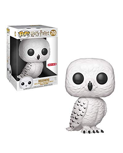 Funko POP! Rides Harry Potter: Hedwig tamaño gigante