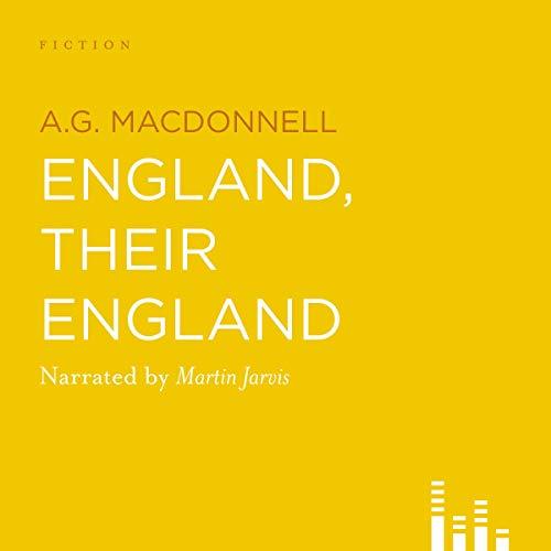 England, Their England audiobook cover art