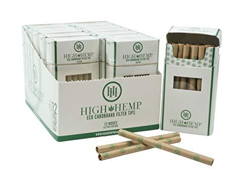 High Hemp Filter Tips