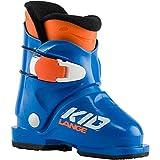 Lange L-Kid Botas de esquí, Juventud Unisex, Azul, 175