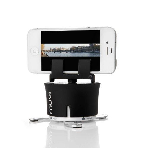 Veho MUVI X-Lapse Accessory für 360 Grad und Timelapse Fotografie für iPhone/Smartphone/Action Kamera/Zeitrafferkamera