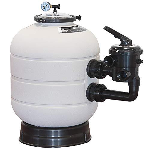 Astralpool - Filtro Millenium Con Salida Lateral T/Zuncho 9000 L/H D.480 Mm Sal. 1 1/2