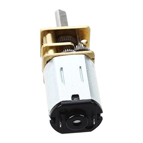 Fransande - Motor eléctrico para robot eléctrico (60 rpm, 6 V, 0,3 A)