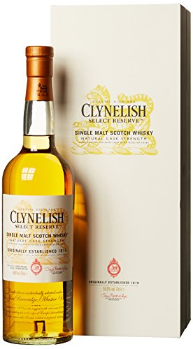 Clynelish Select Reserve Natural Cask Strength mit Geschenkverpackung Whisky (1 x 0.7 l)
