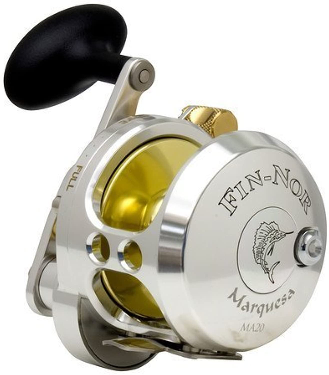 Fin-Nor Marquesa Lever-Drag Reel (300 yds) by