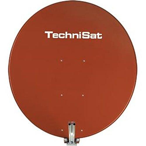 TechniSat Satman 1200 Sat-Spiegel 120 cm Ziegelrot