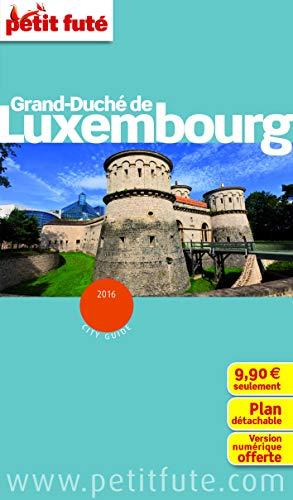 Petit Futé Grand-Duché de Luxembourg (1Plan détachable)
