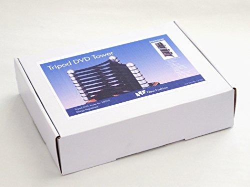 ノースオレンジ(NorthOrange)DVD収納ラック33段タイプ