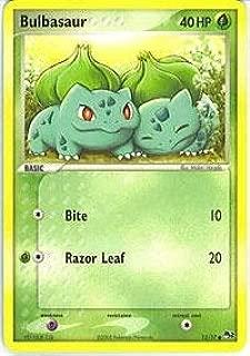 Pokemon - Bulbasaur (12) - POP Series Promos 2