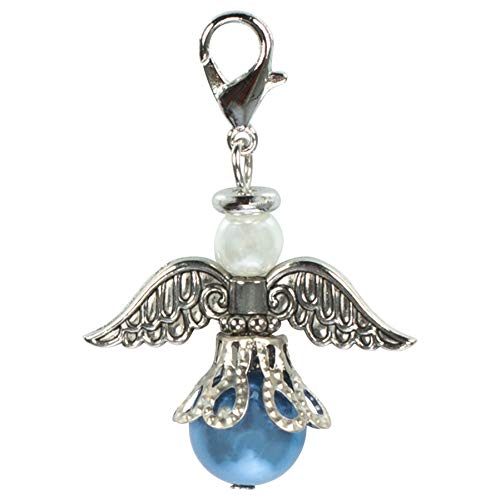 An Angel for the Bride Something Blue Angel Charm