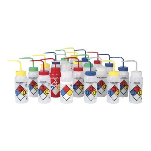 Bel-Art Ranking TOP17 F11716-0012 Ranking TOP20 Science Ware 4-Color Right-to-Know Safety-La