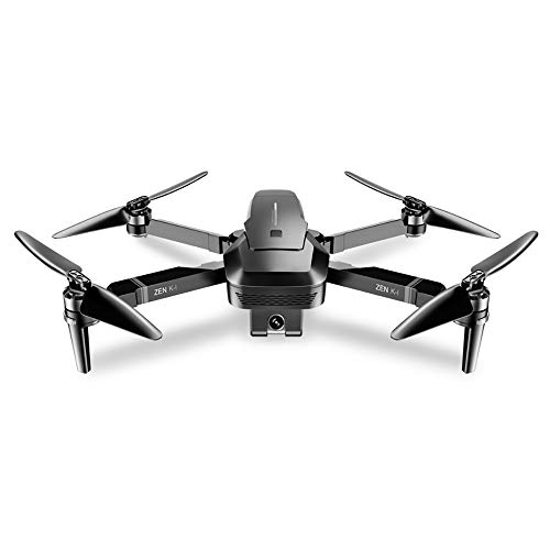 Metermall VISUO ZEN K1 Brushless Dual Kamera Optischer Fluss HD Zoom 4K Drone Folding Aerial Camera Konfiguration mit 2 Batterien