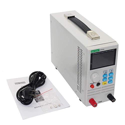 HYLH Programmierbarer elektronischer 400-W-DC-Batterielasttester DC-Tester 0-150 V 0-40 A 220 V (USB-Schnittstelle)