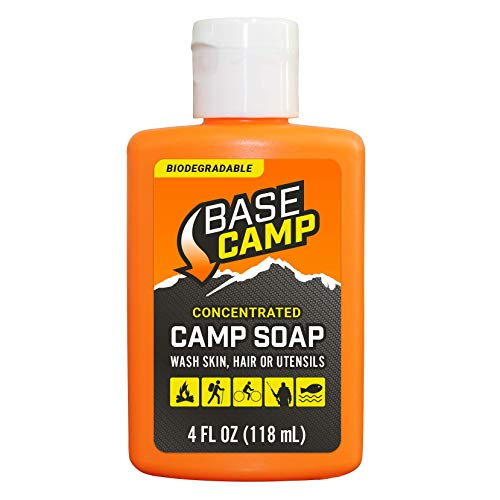 Dead Down Wind Base Camp Biodegradable Camp Soap |...
