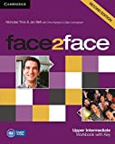 face2face. Upper-Intermediate. Workbook with Key: Level 4. B2