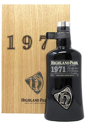 Highland Park - Orcadian Vintage Series #4-1971 40 year old Whisky